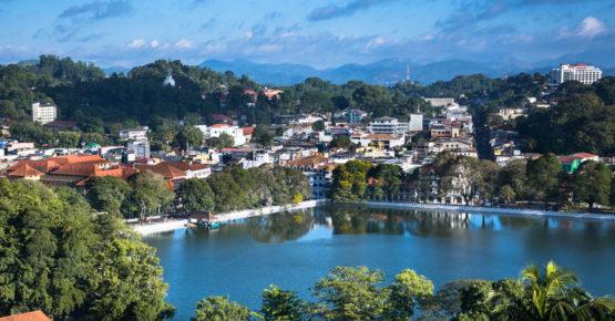 Weltkulturerbe Kandy City, Sri Lanka - wunderschön