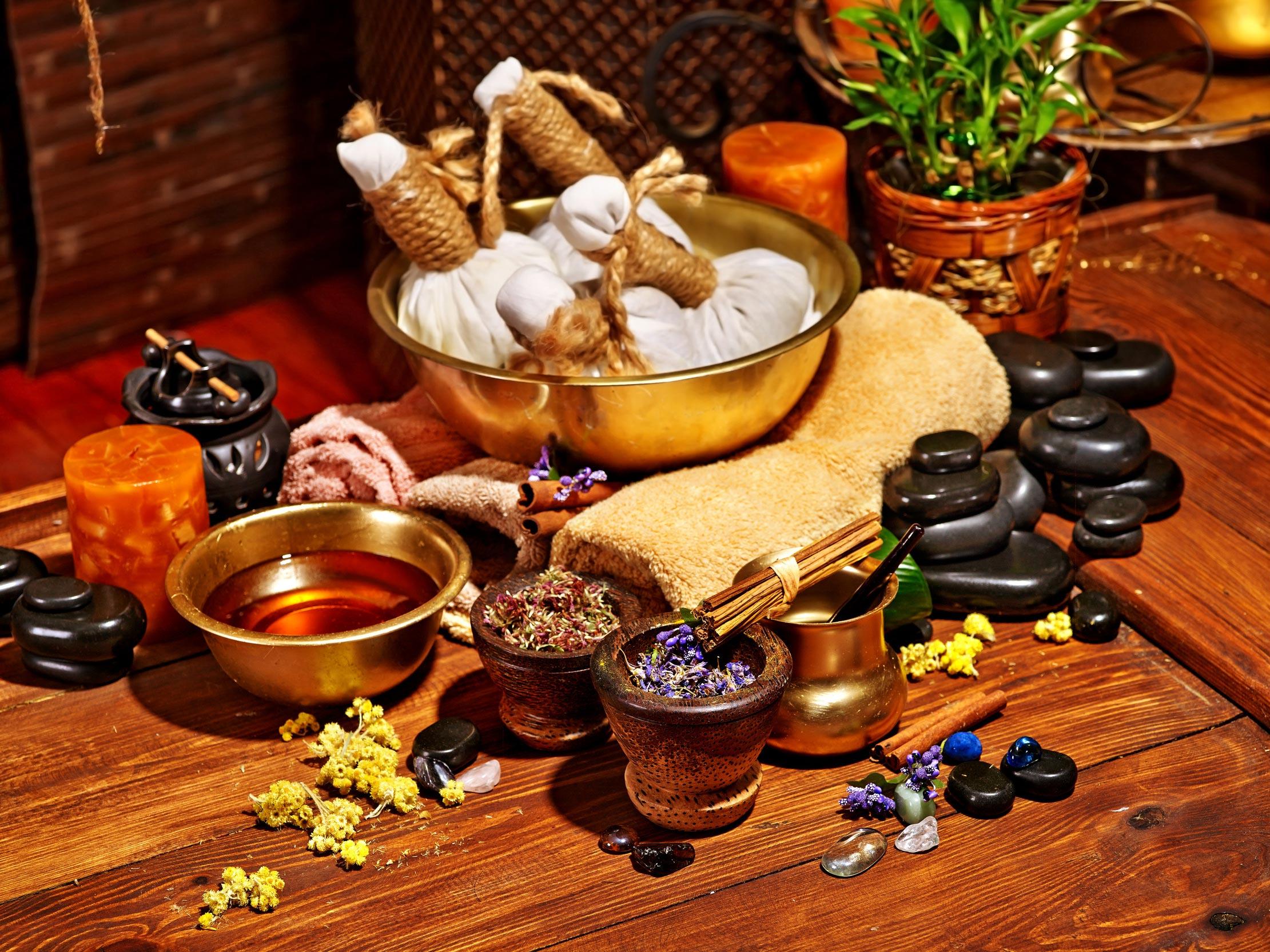 Das Panchakarma Prinzip - System abgestimmter physikalischer Behandlungen