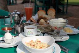 Restaurant Ypsylon Resort - Das Früchstück