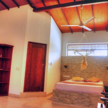 Zimmer in unmittelbarer Strandnähe - Ypsylon Resort Westküste Sri Lanka